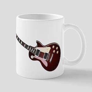 Les Paul guitar Mugs