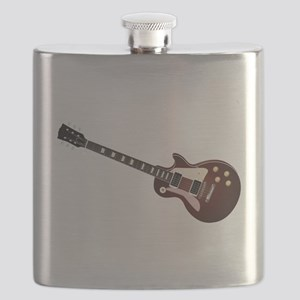 Les Paul guitar Flask