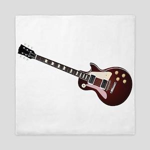 Les Paul guitar Queen Duvet