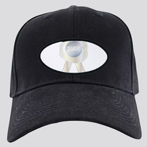 Pure Stamp Black Cap