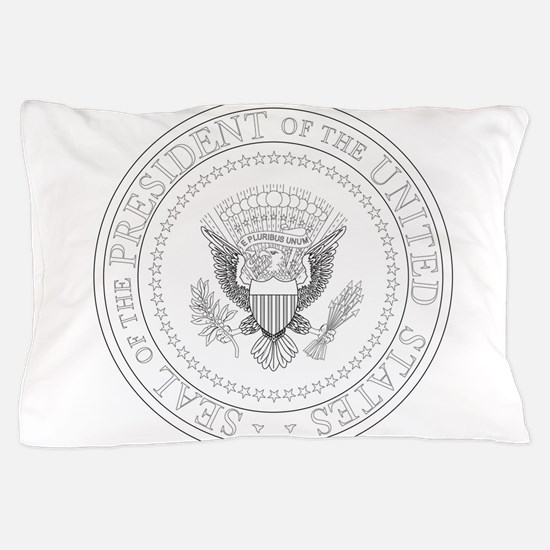 Presedent Seal Pillow Case