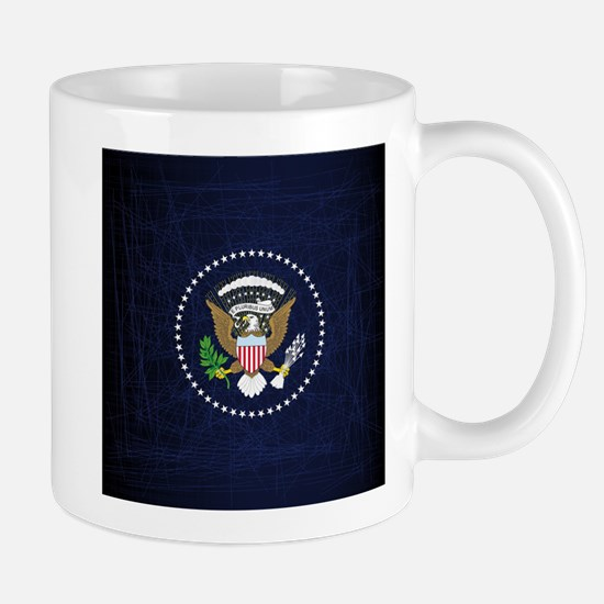 President Seal Eagle Mugs