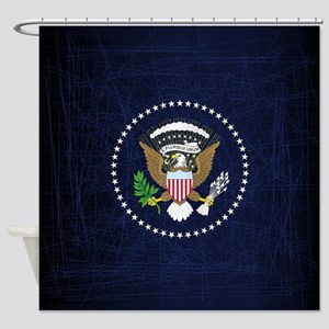 President Seal Eagle Shower Curtain