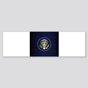 President Seal Eagle Bumper Sticker