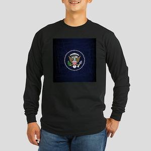 President Seal Eagle Long Sleeve T-Shirt