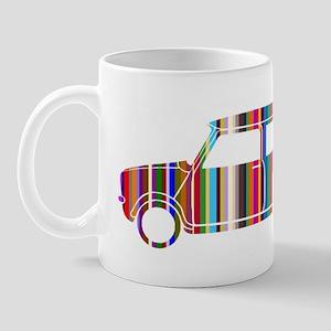Clubman Stripes Mugs