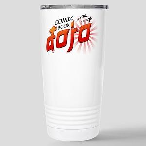 Comic Book Dojo Stainless Steel Travel Mug