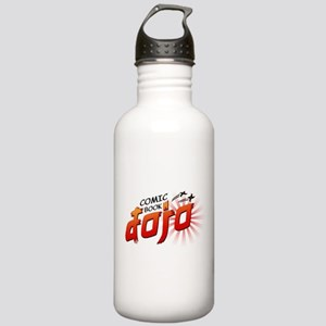 Comic Book Dojo Stainless Water Bottle 1.0L