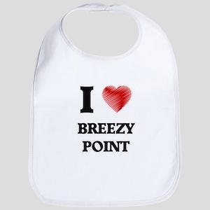I love Breezy Point Maryland Bib