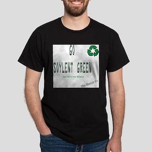 Go Soylent Green Ash Grey T-Shirt
