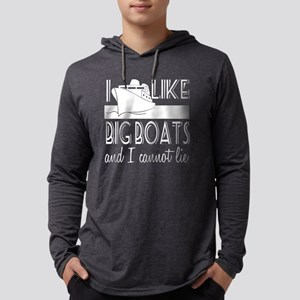 I Like Big Boats Long Sleeve T-Shirt