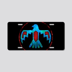 Thunderbird Aluminum License Plate