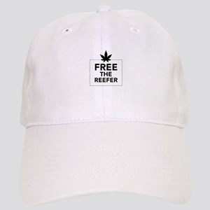 Free the Reefer black Cap
