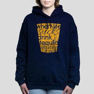 Dance It Out Women's Hooded Sweatshirt