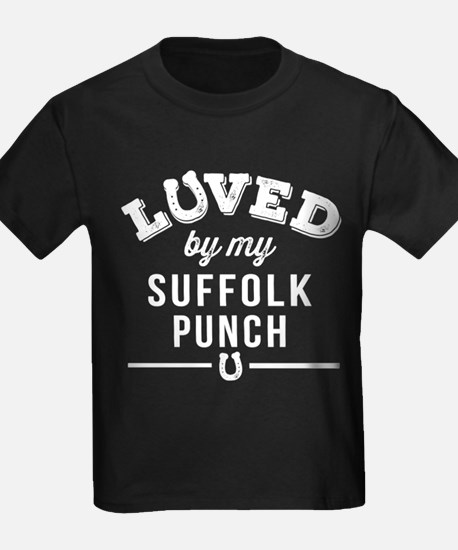 Suffolk Punch Horse Lover T