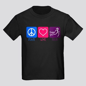 Peace-Love-Run T-Shirt