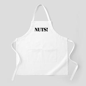 nuts BBQ Apron