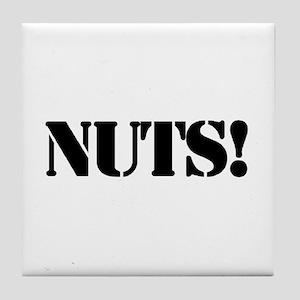 nuts Tile Coaster