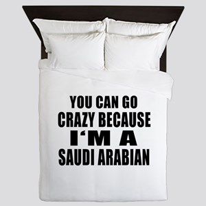 Saudi Arabian Designs Queen Duvet