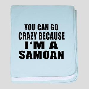 Samoan Designs baby blanket