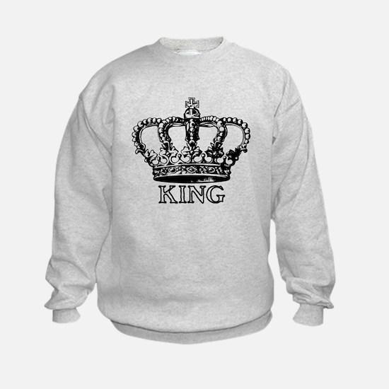 King Crown Sweatshirt