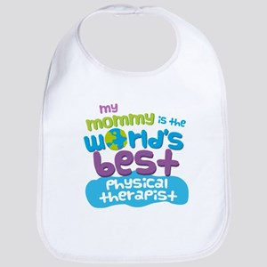 Physical Therapist Gift for Kids Baby Bib