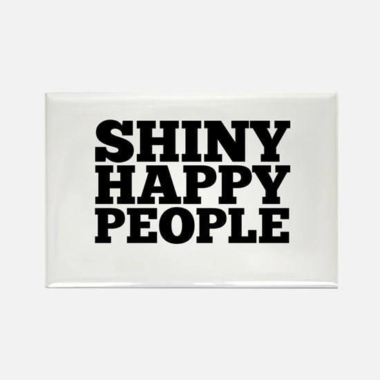 Shiny Happy People Magnets