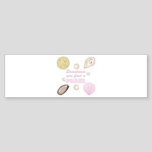 A Pearl Bumper Sticker