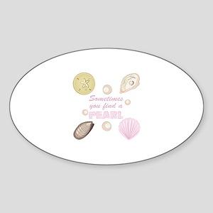 A Pearl Sticker