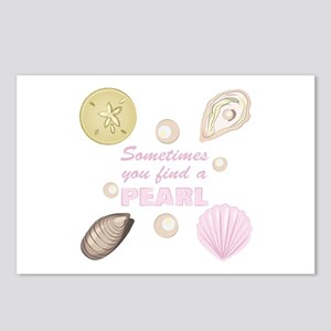 A Pearl Postcards (Package of 8)