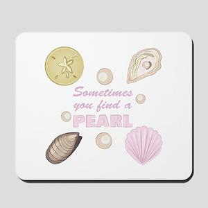 A Pearl Mousepad