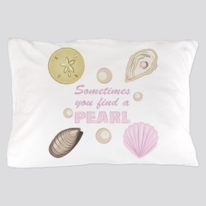 A Pearl Pillow Case