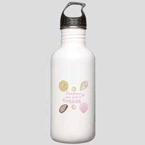 A Pearl Water Bottle