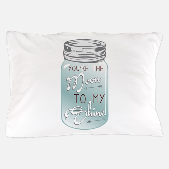 Moon Shine Pillow Case