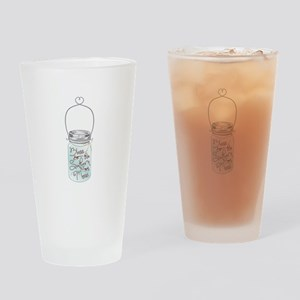 Southern Mess Drinking Glass