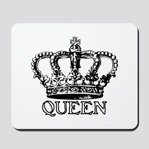 Queen Crown Mousepad