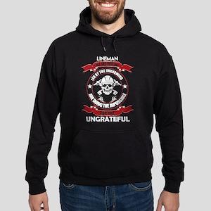 Lineman Shirt Hoodie (dark)