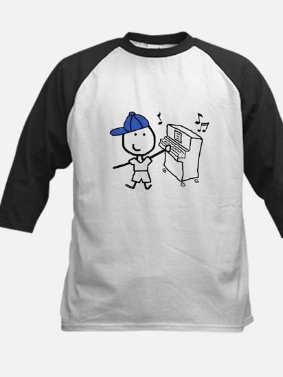 piano_lou Baseball Jersey