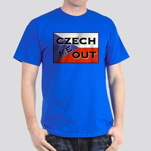 CZECH ME OUT Dark T-Shirt
