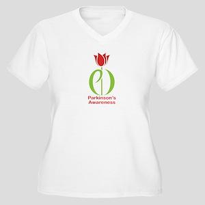 PD Tulip Plus Size T-Shirt