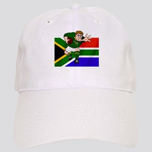 Rugby forward South Africa Cap