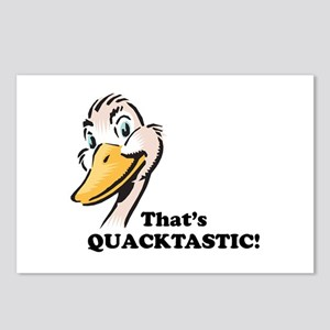 That's Quacktastic! Postcards (Package of 8)