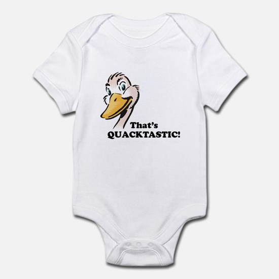 That's Quacktastic! Infant Bodysuit