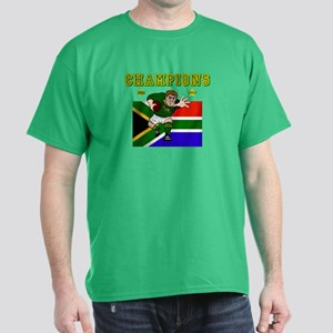 South Africa Rugby Dark T-Shirt
