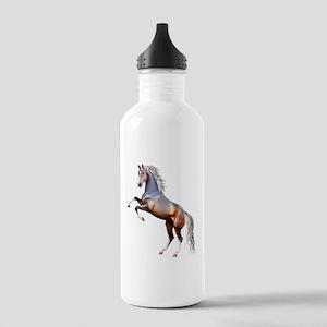 Vivid horses design Stainless Water Bottle 1.0L