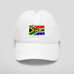 South Africa Springbok Flag Cap