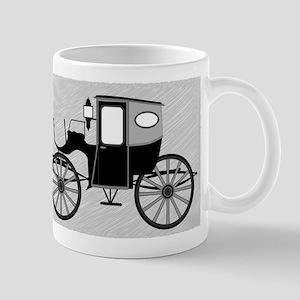 Carriage Mugs