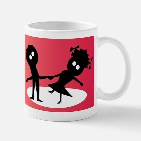 Dancing Couple Mugs