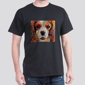 Cavalier King Charles Spaniel: A Port Dark T-Shirt