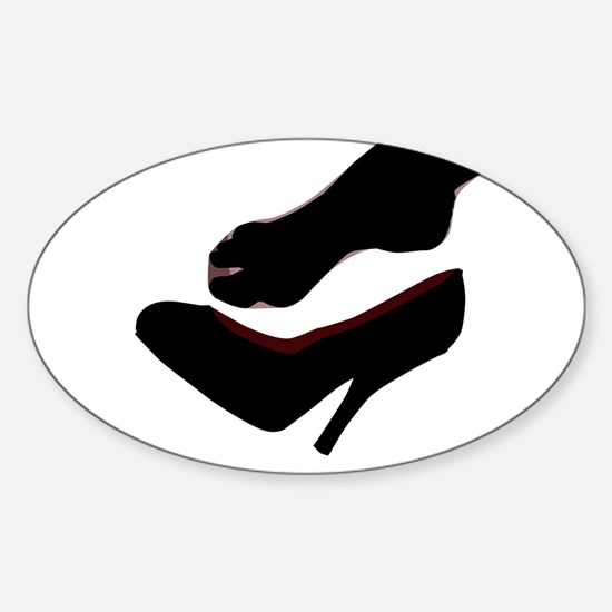 Dropped Shoe Decal